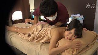 Japanese massage, Traditional relaxation massage for beautiful girl with special instruments